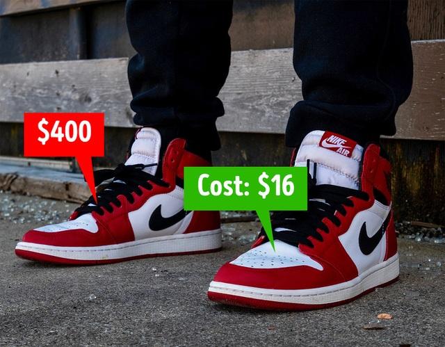 Giá tiền thật sự của các sản phẩm bạn thường dùng là bao nhiêu? - 4