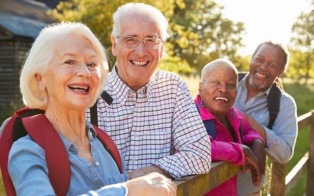 """Phương pháp điều trị mới có thể giúp người cao tuổi """"khoẻ"""" lâu hơn - 1"""