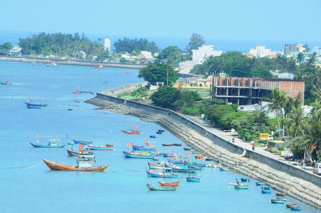 Huyện đảo Lý Sơn giải thể chính quyền cấp xã - 1