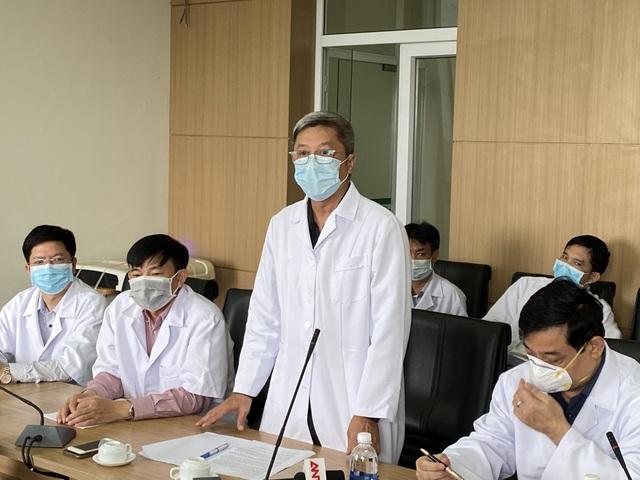 Lãnh đạo Bộ Y tế nói gì về việc lây nhiễm chéo Covid-19 cho cán bộ y tế? - 2