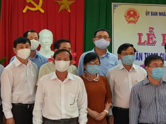 Tập đoàn Xuân Thiện ủng hộ tỉnh Ninh Thuận 2 tỷ đồng phòng, chống dịch Covid -19 - 2