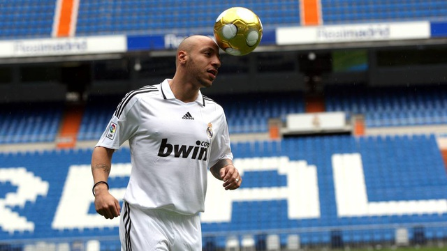 Đội hình tệ nhất của Real Madrid trong thế kỷ 21 - 9