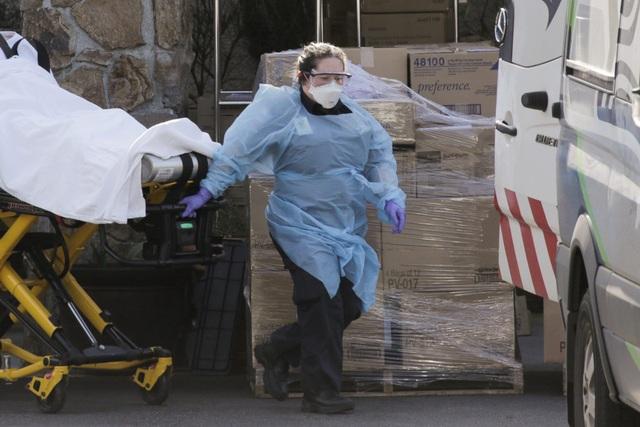 WHO: Mỹ có thể trở thành tâm chấn tiếp theo của đại dịch Covid-19 - 1