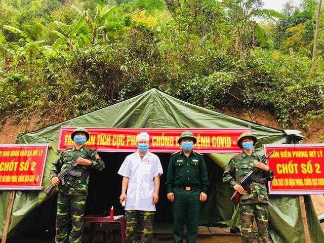 Chiến sỹ biên phòng Nghệ An ngày đêm chốt chặn đường mòn, lối mở biên giới - 3