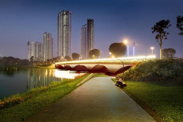 Những góc lãng mạn tại thành phố triệu cây xanh - 11
