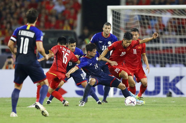 HLV Philippines thách thức các đội tuyển châu Á - 1