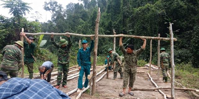 Chiến sỹ biên phòng Nghệ An ngày đêm chốt chặn đường mòn, lối mở biên giới - 10