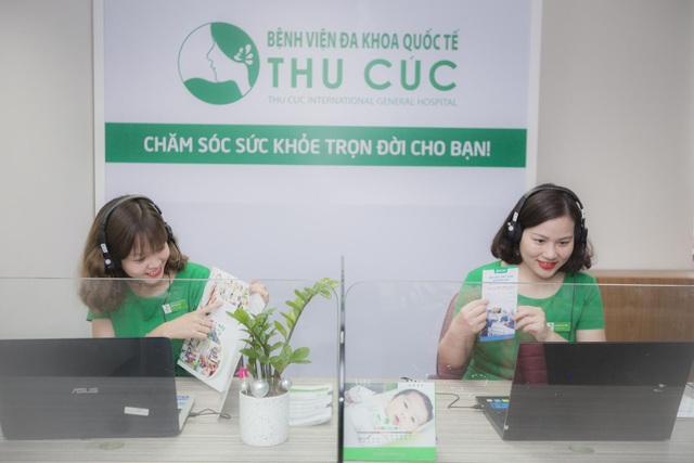 Bệnh viện ĐKQT Thu Cúc hỗ trợ 30% phí thai sản trọn gói trong Ngày vàng thai sản - 1
