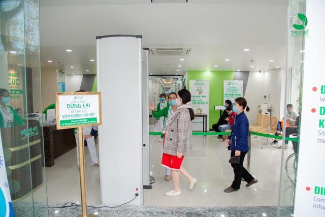 Bệnh viện ĐKQT Thu Cúc hỗ trợ 30% phí thai sản trọn gói trong Ngày vàng thai sản - 2