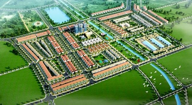 Quy hoạch khu đô thị gần 100ha tại thành phố Bắc Ninh - 1
