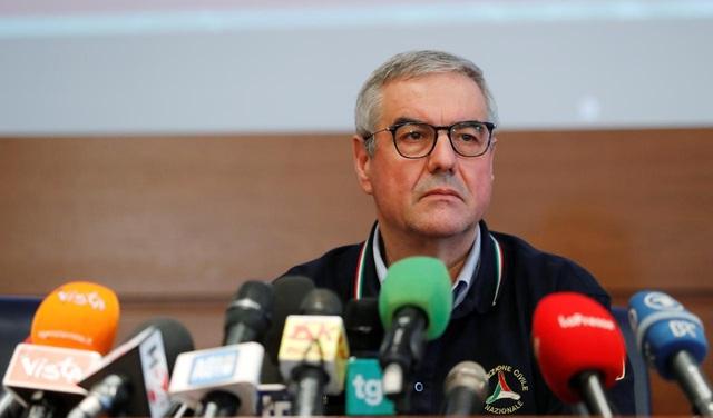 Quan chức Italia nói số ca Covid-19 có thể cao gấp 10 lần số chính thức - 1