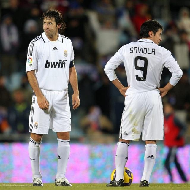 Đội hình tệ nhất của Real Madrid trong thế kỷ 21 - 12