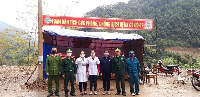 Chiến sỹ biên phòng Nghệ An ngày đêm chốt chặn đường mòn, lối mở biên giới - 1