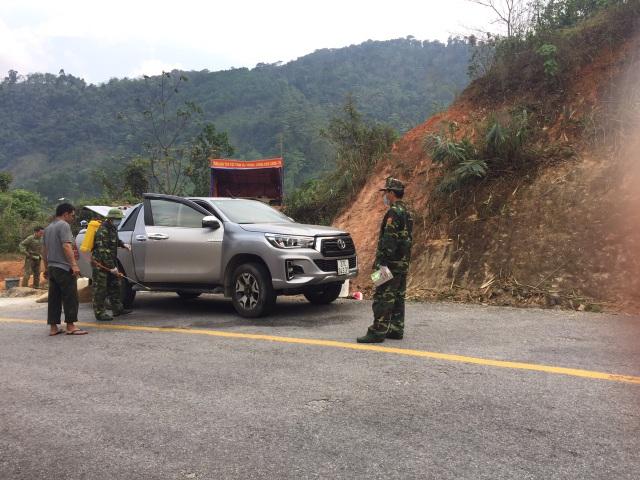Chiến sỹ biên phòng Nghệ An ngày đêm chốt chặn đường mòn, lối mở biên giới - 17