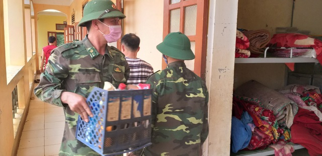 Chiến sỹ biên phòng Nghệ An ngày đêm chốt chặn đường mòn, lối mở biên giới - 9