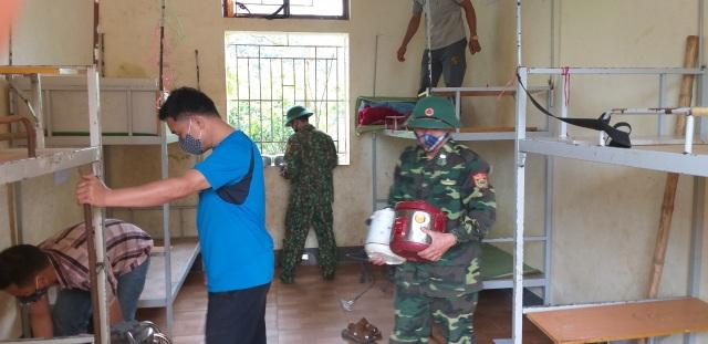 Chiến sỹ biên phòng Nghệ An ngày đêm chốt chặn đường mòn, lối mở biên giới - 7