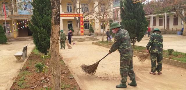 Chiến sỹ biên phòng Nghệ An ngày đêm chốt chặn đường mòn, lối mở biên giới - 8