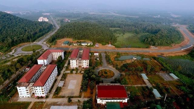Di dời chỗ ở của cán bộ, giáo viên Trung tâm Giáo dục QPAN làm khu cách ly - 1