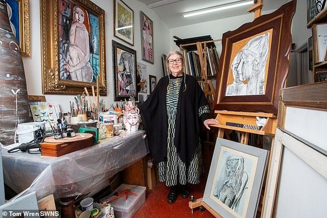 Tâm sự của một nàng thơ từng ở bên danh họa Picasso - 8