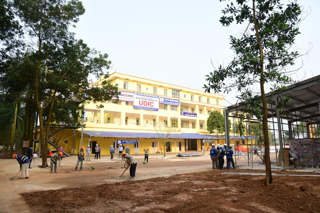 Bí thư Hà Nội: Sẵn sàng kích hoạt Bệnh viện dã chiến Mê Linh - 3
