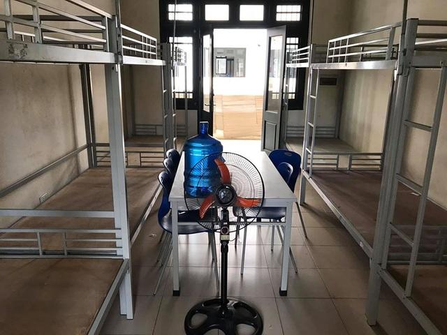 Di dời chỗ ở của cán bộ, giáo viên Trung tâm Giáo dục QPAN làm khu cách ly - 2