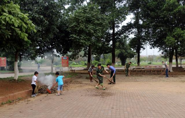Di dời chỗ ở của cán bộ, giáo viên Trung tâm Giáo dục QPAN làm khu cách ly - 4