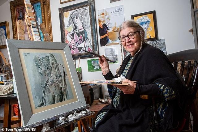 Tâm sự của một nàng thơ từng ở bên danh họa Picasso - 1
