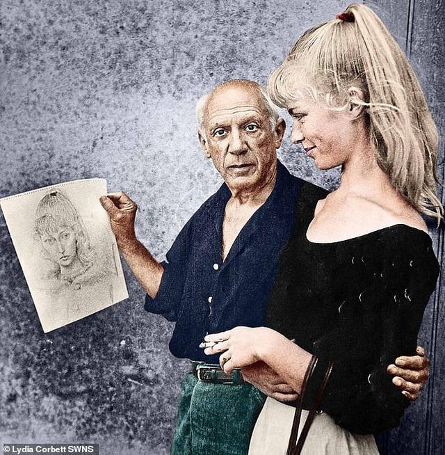 Tâm sự của một nàng thơ từng ở bên danh họa Picasso - 2