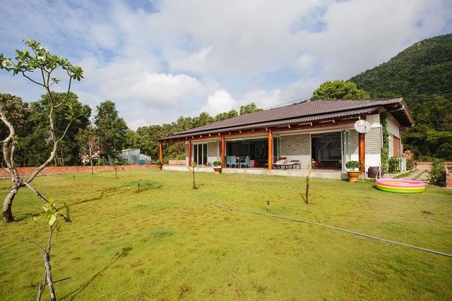 """Ngôi nhà """"đa văn hóa"""" tại Phú Quốc, gia chủ có thể ngắm bình minh mỗi ngày - 1"""