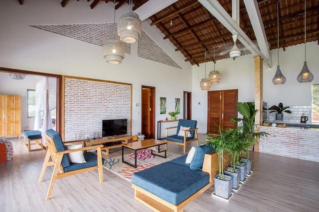 """Ngôi nhà """"đa văn hóa"""" tại Phú Quốc, gia chủ có thể ngắm bình minh mỗi ngày - 5"""