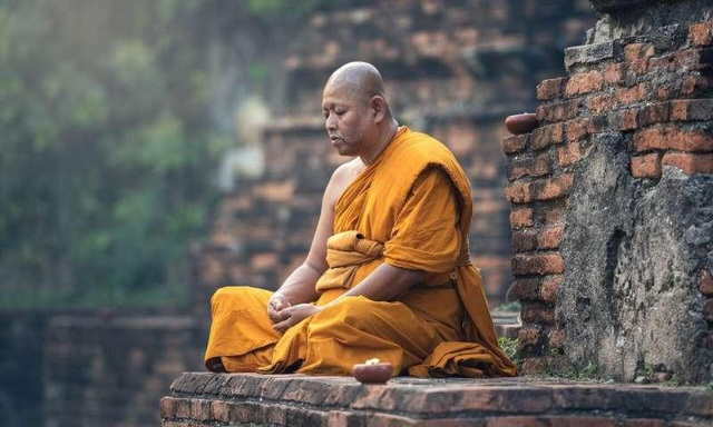 Thiền định hàng ngày có thể làm chậm lão hóa não - 1