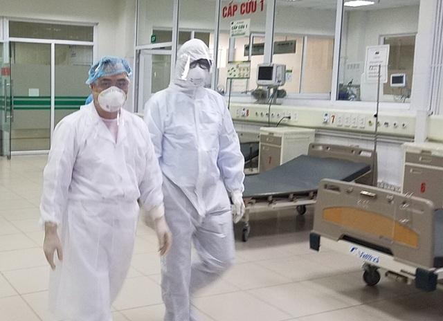 Bên trong phòng điều trị đặc biệt Covid-19 tại Bệnh viện Bệnh nhiệt đới TW - 3