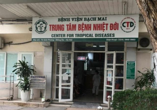 Hà Nội đề nghị xét nghiệm toàn bộ người trong Bệnh viện Bạch Mai - 1