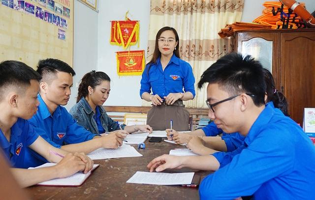 Nghệ An: Nữ bí thư Đoàn duy nhất nhận giải thưởng Lý Tự Trọng 2019 - 2