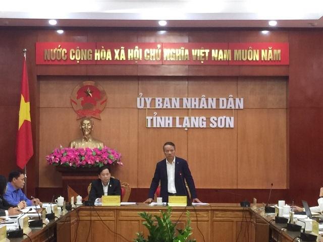"""Sai phạm tại Lạng Sơn: Người đứng đầu """"dính"""" trách nhiệm cũng bị xử lý! - 3"""