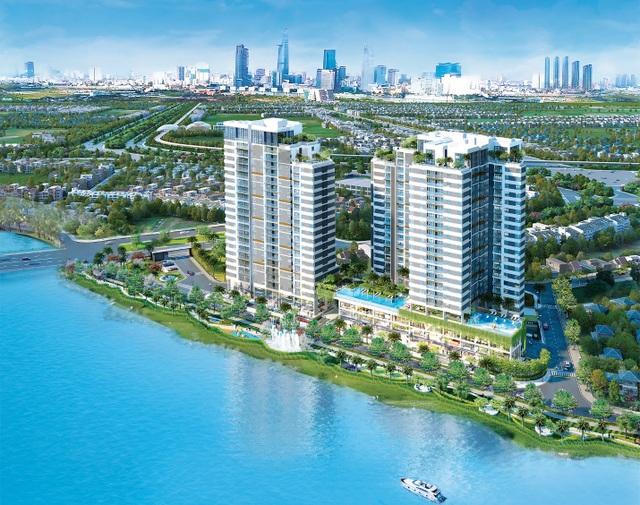 """d'Lusso - Dự án ven sông trung tâm quận 2 """"hâm nóng"""" phân khúc căn hộ cao cấp - 1"""