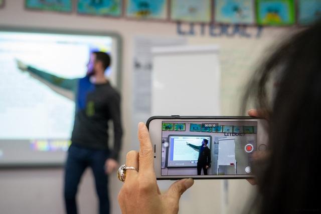Cách trường BIS Hà Nội áp dụng phương pháp học E-learning giữa dịch Covid-19 - 1