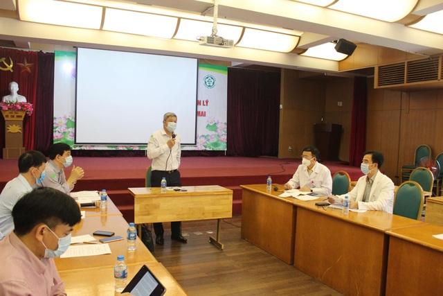 Bệnh viện Bạch Mai sẽ xét nghiệm hơn 5.000 người để sàng lọc SARS-CoV-2 - 1