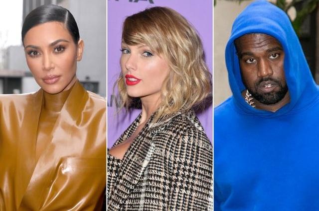 Phản ứng của Kim Kardashian và Taylor Swift khi lộ đoạn hội thoại năm 2016 - 1