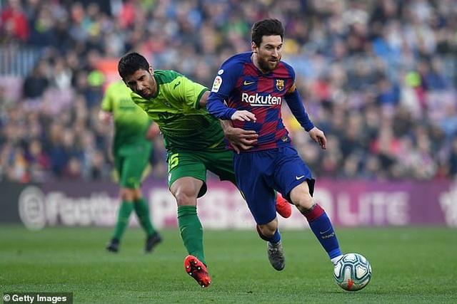 Messi và các cầu thủ Barcelona chưa chấp nhận giảm lương - 1