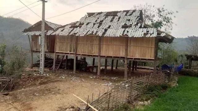 Mưa đá ở các tỉnh phía Bắc làm gần 3.000 ngôi nhà hư hỏng - 4