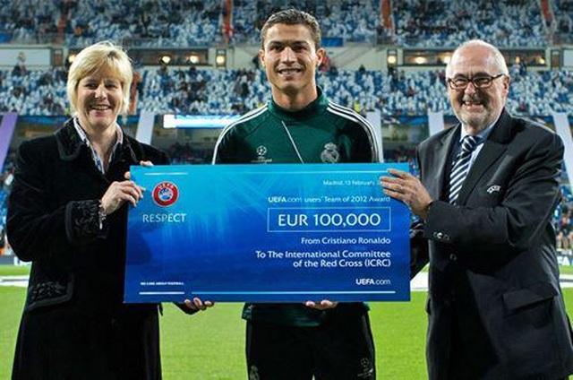 Messi, C.Ronaldo cùng ủng hộ 1 triệu euro chống Covid-19 - 3