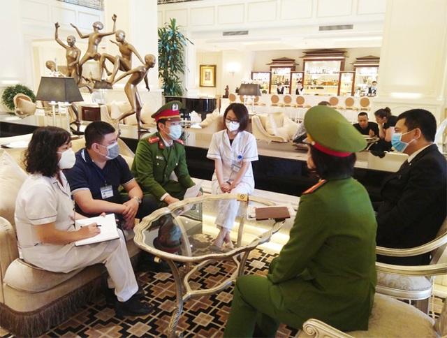 Bộ Công an: Gần 4.400 người nhập cảnh vào Hà Nội trong 18 ngày - 1