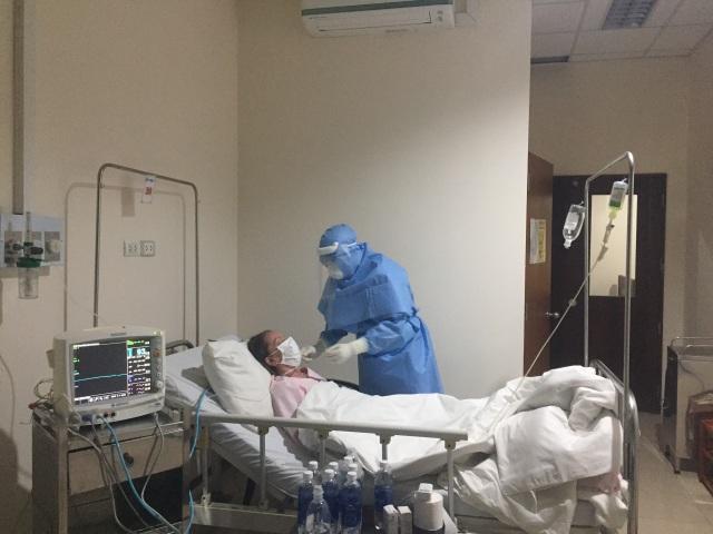Nhật ký gửi vợ con đầy xúc động của nam điều dưỡng nơi tâm dịch - 6