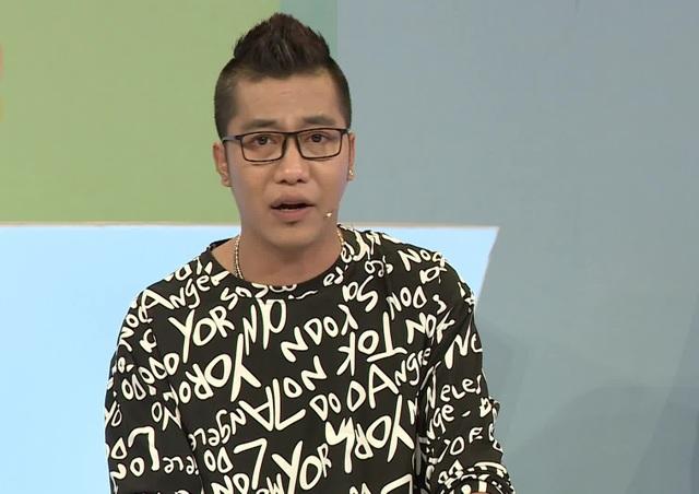 Hoàng Rapper thừa nhận từng lăng nhăng, bắt cá hai tay - 1