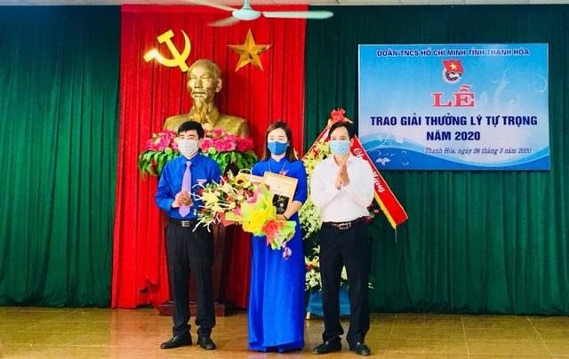 Gặp nữ Bí thư Đoàn xinh xắn được trao giải thưởng Lý Tự Trọng - 2