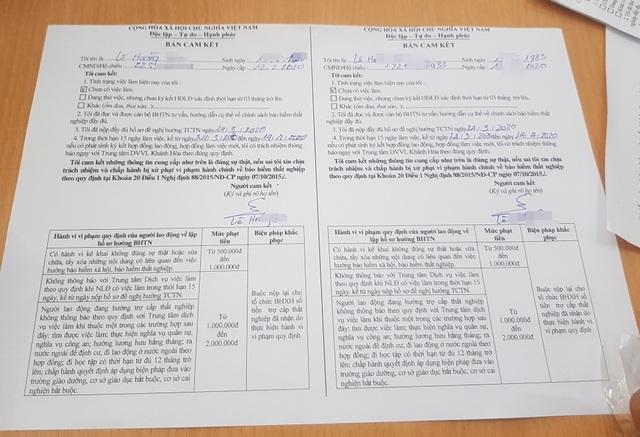 Khánh Hòa: Phát sinh hàng ngàn người đăng ký hưởng trợ cấp thất nghiệp - 2