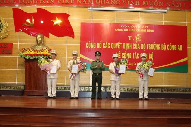 Điều động, bổ nhiệm 7 vị trí lãnh đạo chủ chốt ngành công an - 1