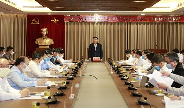 Bí thư Vương Đình Huệ: Sớm đưa đường sắt Cát Linh - Hà Đông vào hoạt động - 1