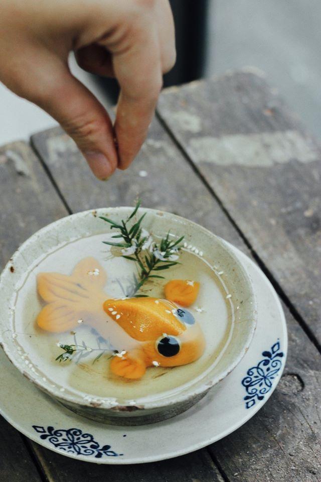 Chiêm ngưỡng những đĩa bánh trôi của nhà trồng được giữa mùa dịch - 8